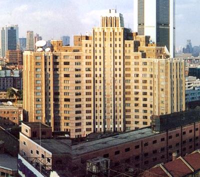 国外优秀公寓立面设计